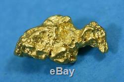 #1171 Australian Natural Gold Nugget 5.42 Grams Genuine