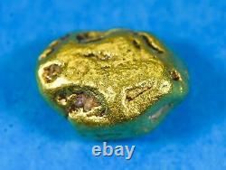 #125 Alaskan BC Natural Gold Nugget 1.58 Grams Genuine