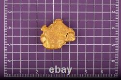 21.34 gram natural gold nugget from Australia