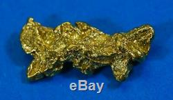 #230 Alaskan BC Natural Gold Nugget 2.03 Grams Genuine