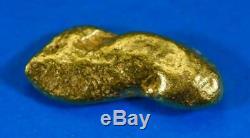 #261 Alaskan BC Natural Gold Nugget 2.36 Grams Genuine