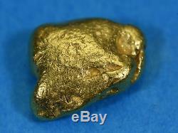 #479 Alaskan BC Natural Gold Nugget 5.85 Grams Genuine