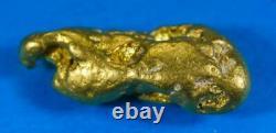 #514C Alaskan BC Natural Gold Nugget 5.81 Grams Genuine