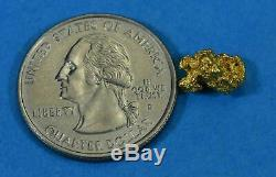#783 Australian Natural Gold Nugget 1.58 Grams Genuine