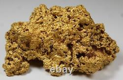 AUSTRALIAN NATURAL GOLD NUGGET 210.50 GRAMS-7.43 oz