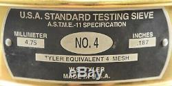 Alaskan-Yukon BC Natural Gold Nugget #4 Mesh 1 Troy Ounce 31.1 Gram