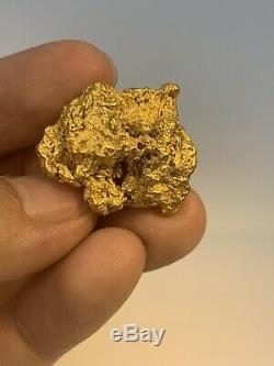 Australia Natural Gold Nugget / Nuggets Weight 16.93 Grams