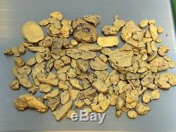 Australia Natural Gold Nugget / Nuggets Weight 31.25 Grams