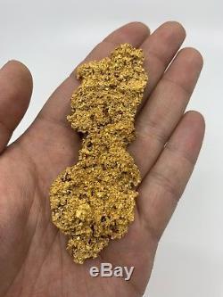 Australia Natural Nuggets / Nugget 61.35 Grams