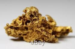 Australian Natural Gold Nugget 15.51 Grams