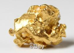Australian Natural Gold Nugget 2.28 Grams