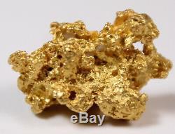 Australian Natural Gold Nugget 2.97 Grams
