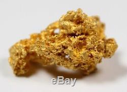 Australian Natural Gold Nugget 3.87 Grams