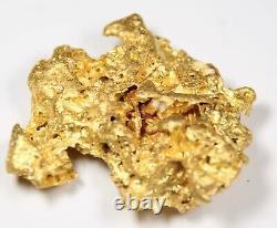 Australian Natural Gold Nugget 81.00 Grams