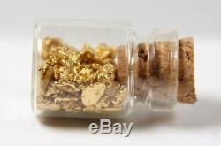 Australian Natural Gold Nuggets 5.36 Grams