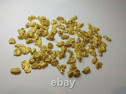 Australian Natural Gold Nuggets x101 115.82g. Sold in 11.5g lots. X10 lots