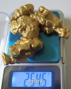 DIRECT FROM PROSPECTOR 254.50 Grams AUSTRALIAN NATURAL