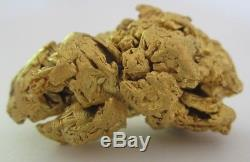 GOLD NUGGET 64.90 Grams AUSTRALIAN NATURAL QUEENSLAND GOLD