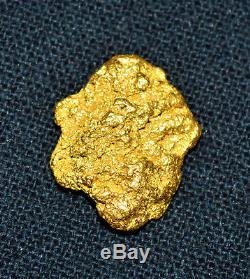 GOLD NUGGET NATURAL 7.90 grams Cloncurry QLD Australia