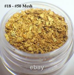 GOLD NUGGETS 30+ GRAMS Natural Placer Alaska #18-50 SPECIAL PRICE This Week