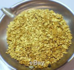 GOLD NUGGETS 7+ GRAMS Alaskan Natural Placer #20 #30 Mesh Screen Clean
