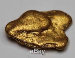 Gold Nugget 1.88 Grams (australian Natural)