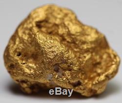 Gold Nugget 3.88 Grams (australian Natural)
