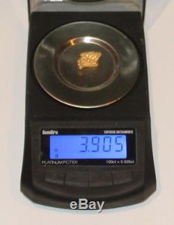 Gold Nugget 3.90 Grams (australian Natural)