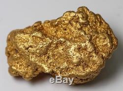 Gold Nugget 40.69 Grams (australian Natural)