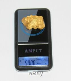Gold Nugget 90.00 Grams (australian Natural)