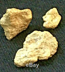 Gold Nuggets 7.1 Grams Genuine, Natural, Solid, Very Pure, Best Quality