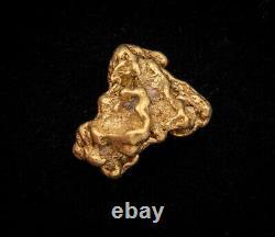 Large Natural Gold Nugget Alaska 4.1 Grams