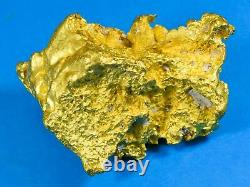 Large Natural Gold Nugget Australian 1275.19 Grams 41.00 Troy Ounces Very Rare