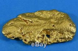 Large Natural Gold Nugget Australian 198.89 Grams 6.38 Troy Ounces Very Rare
