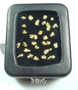 Natural Idaho GOLD Nugget 1.778 gram FREE GEM BOX! HIgh purity- prepper $$