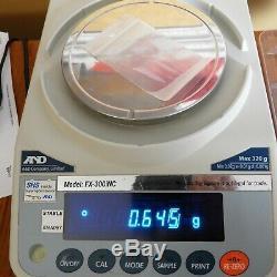 Natural YUKON Gold Flakes 5 grams