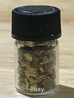 Natural gold nuggets 12 Grams California Gold