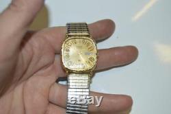 Unique Mans Natural Nugget/ Seiko Quartz Watch