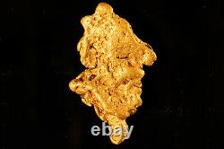 West Australian Unique Natural Gold Nugget 50.28 g