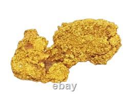 West australian high purity rare natural pilbara gold nugget weight 1.3 grams